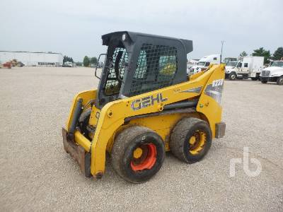 Gehl 6640E Skid Steer Loader Specs & Dimensions :: RitchieSpecs
