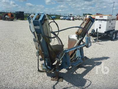 CARE TREE SYSTEMS 636 Hydraulic Tree Spade Skid Steer