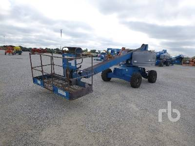 GENIE S40 Boom Lift | Ritchie Bros  Auctioneers