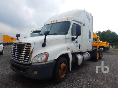 Freightliner Cascadia 125 (2012) Truck Tractor - Sleeper