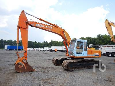 Tata Hitachi EX200LC Hydraulic Excavator Specs & Dimensions