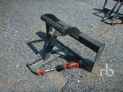 UNUSED MID-STATE Tree Shear Skid Steer Attachment - Other