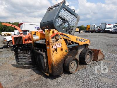 2016 MUSTANG 1650R Parts Only Skid Steer Parts/Stationary