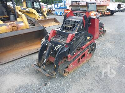 2016 TORO DINGO Walk Behind Mini Compact Track Loader