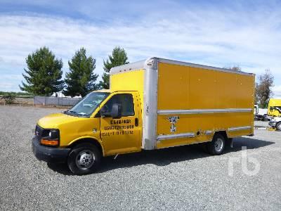 Van Trucks For Sale | IronPlanet