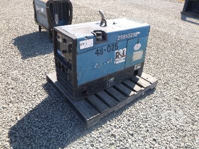 Used Welders For Sale >> Welders For Sale In California Ironplanet
