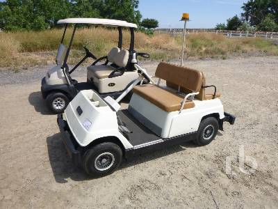 Yamaha Golf Carts For Sale | IronPlanet
