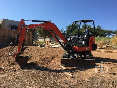Kubota KX040-4 Mini Excavator Specs & Dimensions :: RitchieSpecs