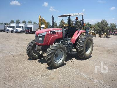 Massey Ferguson 4WD Tractor For Sale   IronPlanet