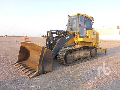 Crawler Loaders For Sale   IronPlanet