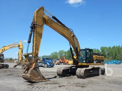 Caterpillar 311B Hydraulic Excavator Specs & Dimensions :: RitchieSpecs