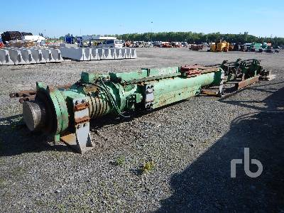 ICE 60S Diesel Pile Hammer Drilling Equipment - Other Lot #6223