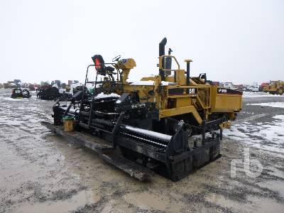 2004 CATERPILLAR AP1055B Crawler Asphalt Paver
