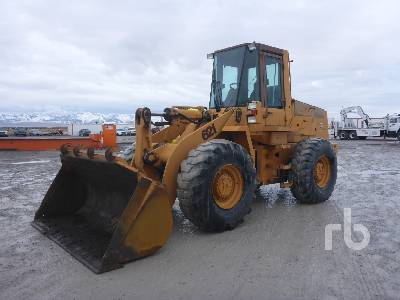 1991 CASE 621ZF Wheel Loader