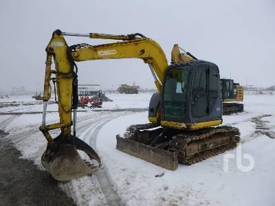 2008 KOBELCO SK70SR Midi Excavator (5 - 9.9 Tons)