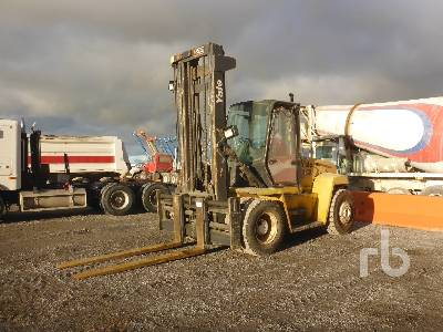2002 YALE GP210DB 18000 Lb Forklift