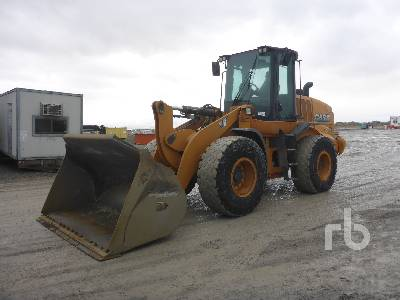 2015 CASE 621F Wheel Loader