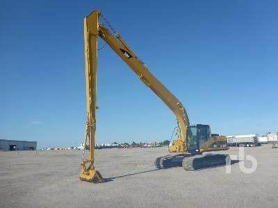 2005 CATERPILLAR 322CL Long Reach Hydraulic Excavator