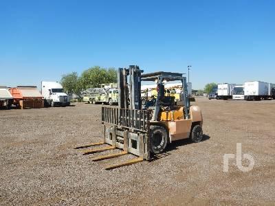 2007 TCM FD45T9 9550 Lb Forklift