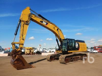 2011 CATERPILLAR 349EL Hydraulic Excavator