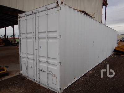 2002 40 Ft Storage Container