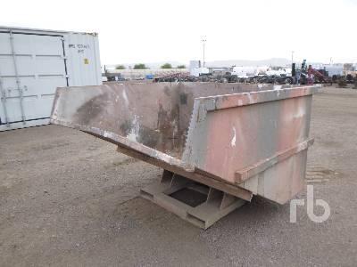 Forklift Tilt Dumpster Container Equipment - Other