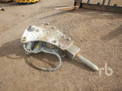 SWITCH HITCH Loader Backhoe Hydraulic Hammer