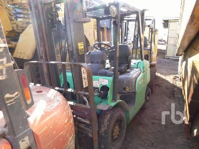 MITSUBISHI FG25N Forklift