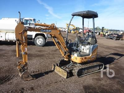 2013 CASE CX17B Mini Excavator (1 - 4.9 Tons)