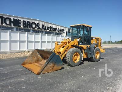 2015 HYUNDAI HL730-9A Wheel Loader