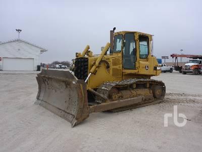 JOHN DEERE 850C Crawler Tractor
