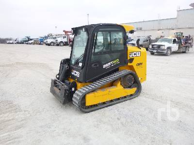 2017 JCB 225T 2 Spd Multi Terrain Loader