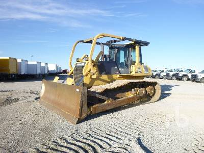2008 KOMATSU D65PX-15E0 Crawler Tractor
