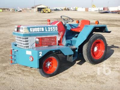 KUBOTA L2550 2WD Tractor