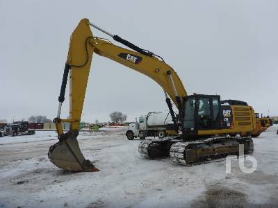 2013 CATERPILLAR 336EL Hydraulic Excavator