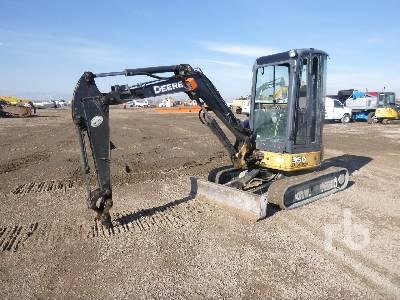 John Deere 30G Mini Excavator Specs & Dimensions :: RitchieSpecs
