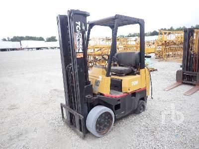 TCM FCG15T8T 2350 Lb INOPERABLE Forklift
