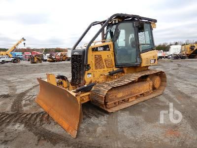 2013 CATERPILLAR D3K2 LGP Crawler Tractor