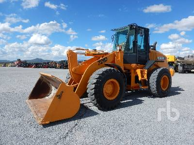 2006 CASE 721D Wheel Loader