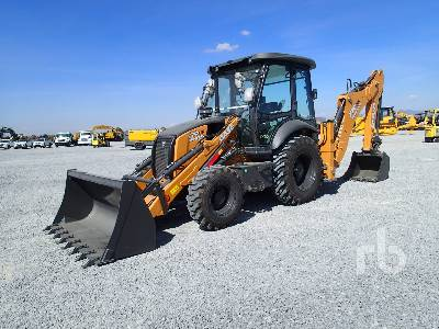 Unused 2019 CASE 770 EX Magnum 4x4 Loader Backhoe