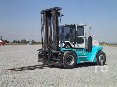 Unused 2014 KONECRANES SMV10600B 10 Ton Forklift