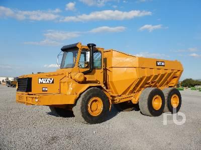 1998 MOXY MT30XT 6x4 Articulated Dump Truck
