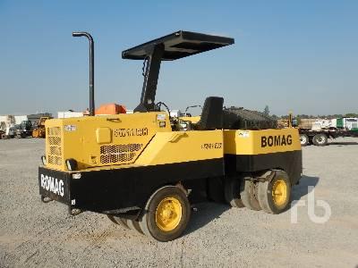 2001 BOMAG BW11RH 9 Wheel Pneumatic Roller