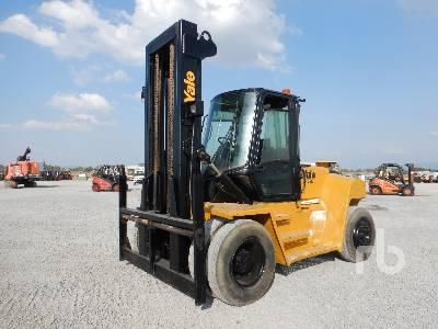 2008 YALE GP230 22500 Lb Forklift