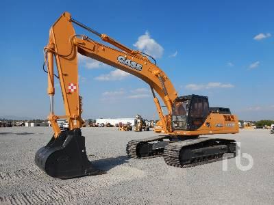 2005 CASE CX330 Hydraulic Excavator