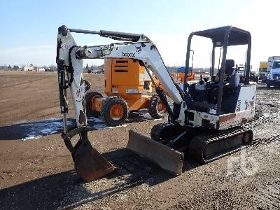 2000 BOBCAT 331 Mini Excavator (1 - 4.9 Tons)