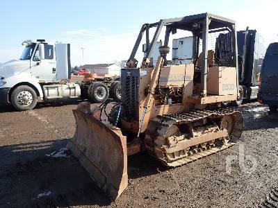 1986 CASE 850D Crawler Tractor