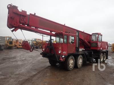 1971 GROVE TM275LP 30 Ton 8x4 Hydraulic Truck Crane