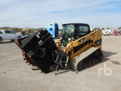 2007 CATERPILLAR 277C 2 Spd Multi Terrain Loader