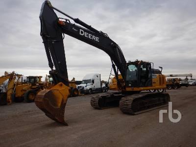2016 JOHN DEERE 300G LC Hydraulic Excavator